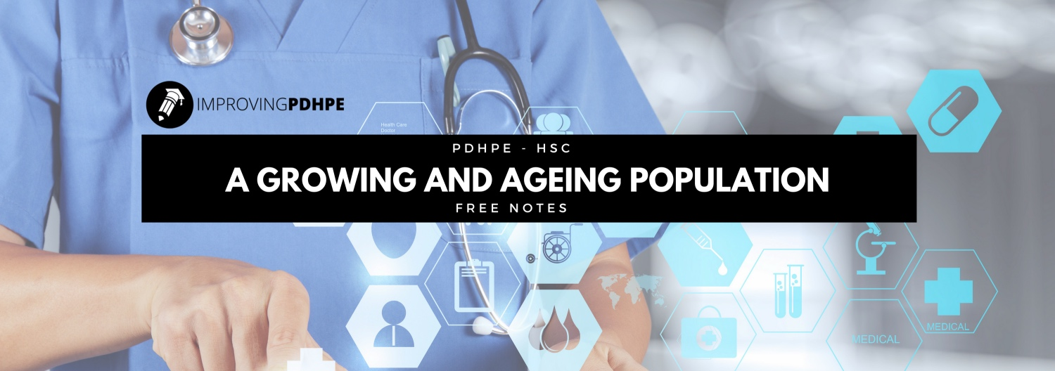 A Growing and Ageing Population